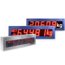 LED-Displays / digital / groß / großformatig