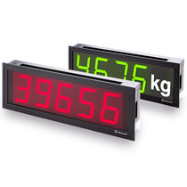 LED-Displays / digital / kompakt / extrem dünn