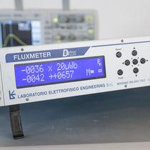 Fluxmeter für elektromagnetische Felder / digital