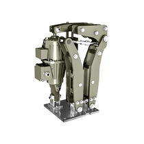 Scheibenbremse / Federdruck / elektrohydraulisch / robust