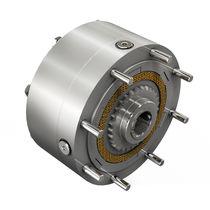 Scheibenbremse / Federdruck / hydraulisch / mechanisch