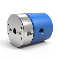 Drehdurchführung für Luft / 2-Wege / Aluminium