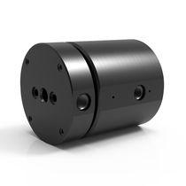 Drehdurchführung für Vakuum / 2-Wege / hydraulisch