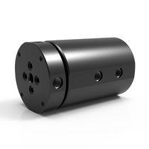 Drehdurchführung für Vakuum / 4-Wege / Hochdruck
