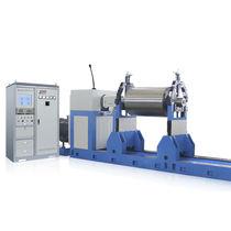 Horizontale Auswuchtmaschine / für Förderrolle / für Ventilatoren / für Rotoren