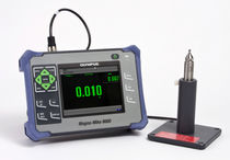 Dickenmessgerät für NE-Werkstoffe / Magnet / tragbar
