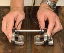 Scanner für ZfP / kompakt / manuell / Ultraschall