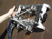 Scanner für ZfP / manuell / Ultraschall / Laser
