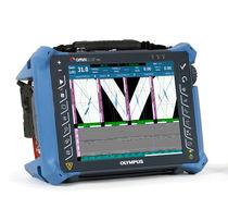 Ultraschallfehlerdetektor / Phased-Array / tragbar / für ZfP