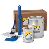 Abriebfeste Beschichtung / verschleissfest / gegen Chemikalien / Keramik
