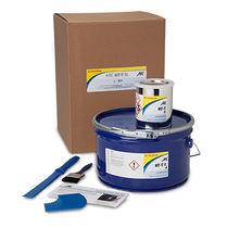 Abriebfeste Beschichtung / gegen Chemikalien / Keramik / korrosionsbeständig