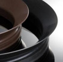 Ring-Lippen-Dichtung / kreisförmig / PTFE / für Drehwellen
