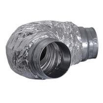 Druckausgleich-Schalldämpfer / für Rohre