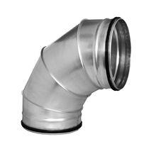 Muffenanschluss / Winkel / hydraulisch / Aluminium