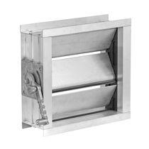 Dämpfer für Leitungssysteme / für Klimaanlagen / Aluminium