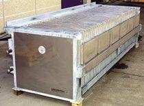Prozess-Gefrierschrank / Niedrigtemperatur / Vertikal / für Lebensmittelanwendungen