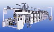 Druckmaschine per Rotogravur / für Etiketten