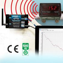 Durchflussmesser für Druckluft / schnurlos / mit Digitalanzeige / digital