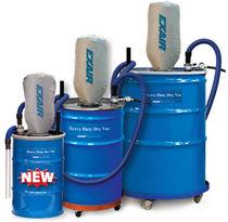 Staub-Industriesauger / pneumatisch / für Industrieanwendungen / mobil
