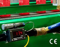 Massendurchflussmesser / thermisch / für Gas / im Messrohr