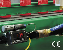 Gasdurchflusstransmitter / für Flüssigkeiten