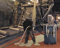 Staub-Industriesauger / Druckluft / für Industrieanwendungen / mobil