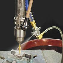 Farbdüse / für die Stahlindustrie / pneumatisch