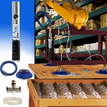 Ölfreier Venturi-Ejektor / einstufig / kompakt