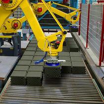 Geschmiertes Vakuumsystem / für Industrieanwendungen / Modular