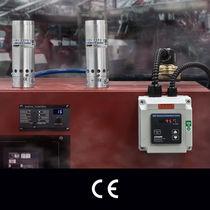 Druckluftkühler / für Schaltschrank