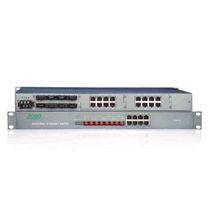 Ethernet-Switch / managed / 26 ports / Gigabit-Ethernet / für die Industrie