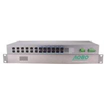 Ethernet-Switch / managed / 24 Ports / Gigabit-Ethernet / für die Industrie