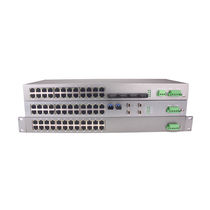 Ethernet-Switch / managed / 24 Ports / LWL / Gigabit-Ethernet