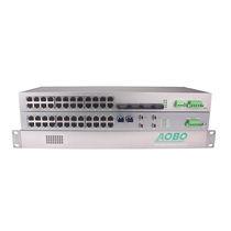 Ethernet-Switch / managed / 28 Ports / Gigabit-Ethernet / Netzwerkschicht 3
