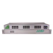 Ethernet-Switch / managed / 32 Ports / Gigabit-Ethernet / Netzwerkschicht 3