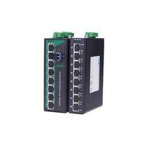 Ethernet-Switch / unmanaged / 9 Ports / Gigabit-Ethernet / DIN-Schienen