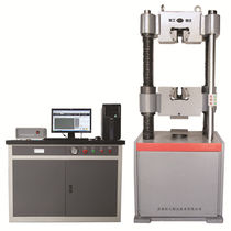 Universalprüfmaschine / computergesteuert / servohydraulisch