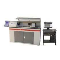 Torsionsprüfmaschine / für Materialien / für Blech / Kupplung