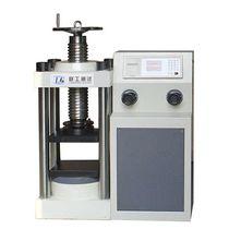 Kompressionsprüfmaschine / Beton / für Baustoffe / elektronisch