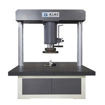 Kompressionsprüfmaschine / vertikal / Doppelsäulen / elektrohydraulisch