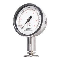 Manometer mit Zifferblatt-Anzeige / Rohrfeder / Prozess / Hochdruck