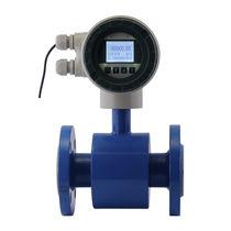 Elektromagnetischer Durchflussmesser / für Wasser / für Chemikalien / Abwasser