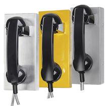 VoIP-Telefon / IP65 / IP54 / zur Anwendung im Eisenbahnbereich