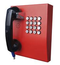Wetterbeständiges telefon / vandalismussicher / IP65 / Standard