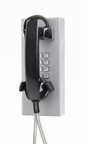 Vandalismussicheres telefon / analog / wandmontiert / tragbar
