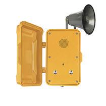 VoIP-telefon / GSM / wandmontiert / Lautsprecher