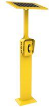 GSM-telefon / Notfall / Freisprech / zum Einsatz auf Verkehrswegen