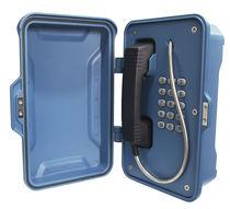 Wasserdichtes telefon / Feuerschutz / VoIP / IP