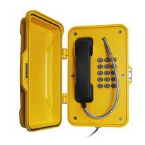 Wetterbeständiges telefon / IP67 / vandalismussicher / analog
