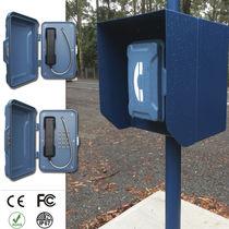 Wetterbeständiges telefon / korrosionsbeständig / robust / analog
